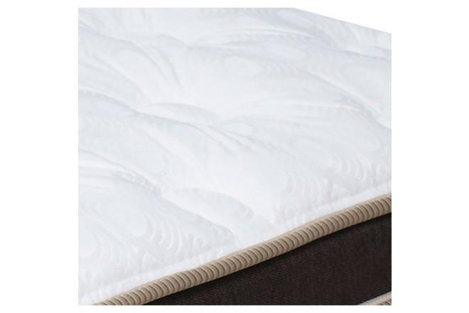 Colchón Resortado Doble SIMMONS Lowel Unitop 140 x 190 cm