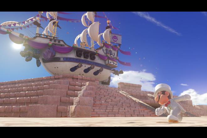 Videojuego SWITCH Mario Odyssey-1