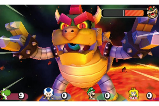 Videojuego 3DS Mario Party Star Rush
