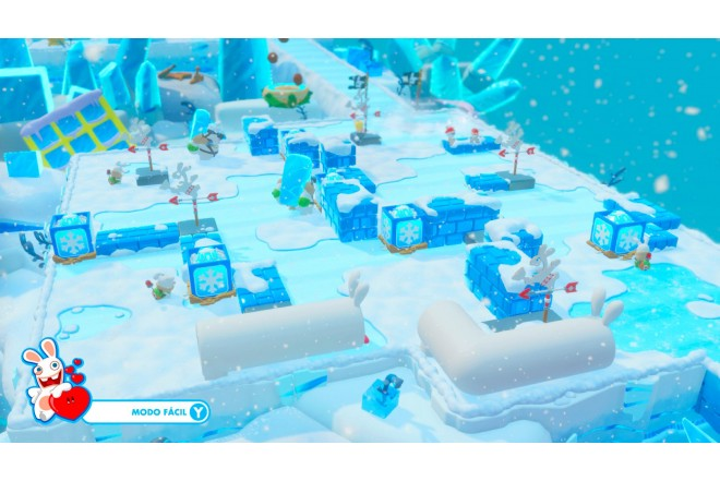 Videojuego SWITCH Mario + Rabbids: Kingdom Battle-3