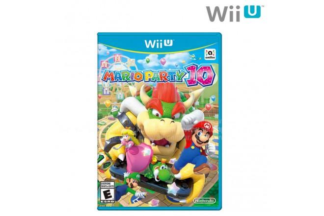 Videojuego Wii U Mario Party 10