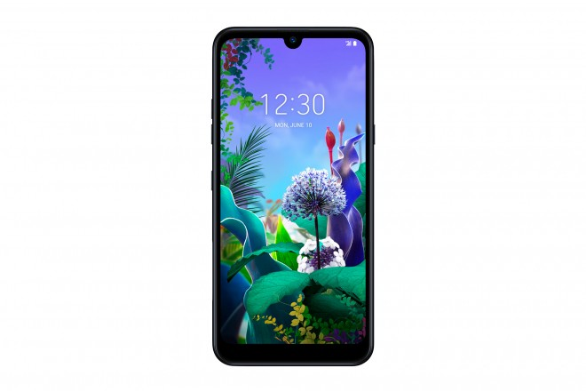 Celular LG Q60 - 64 GB DS 4G Negro