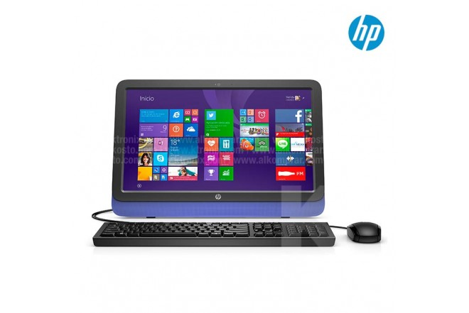 PC All in One HP 20-R017 Azul