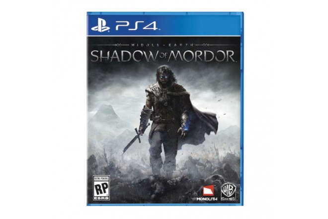 Videojuego PS4 Middle Earth: Shadow of Mordor