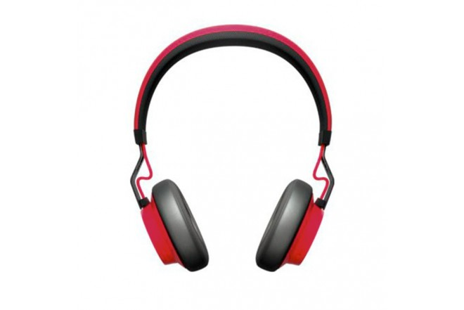 Audifonos Bluetooth Around Ear  JABRA Move Rojo