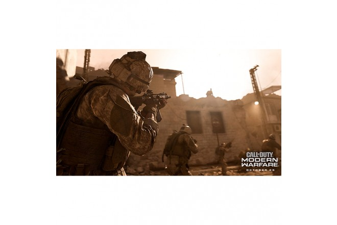 Juego PS4 Call Of Duty MW 7