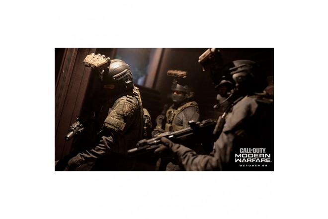 Juego PS4 Call Of Duty MW 1