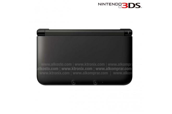 Consola New 3DS XL Negra