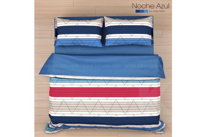 Comforter Doble NOCHE AZUL NIO 144 Hilos