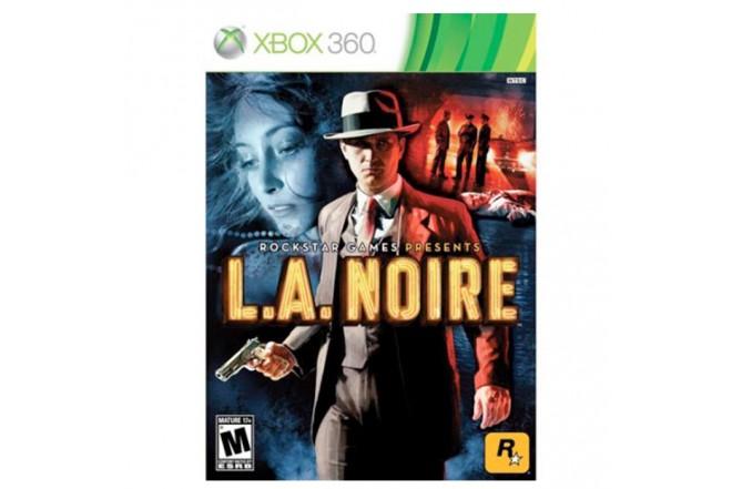 Videojuego XBOX 360 L.A. Noire