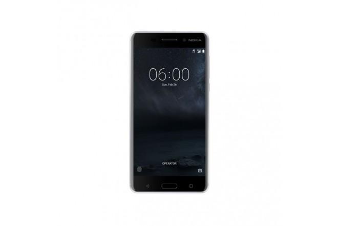 Celular libre NOKIA 6 DS 4G Plata