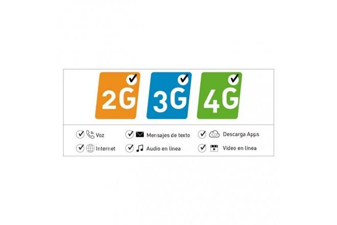 Celular NOKIA 4.2 - 32GB SS Negro8
