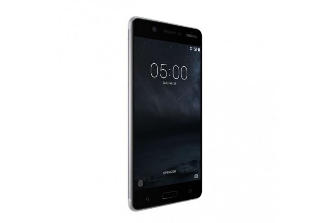 Celular Libre NOKIA 5 DS 4G Plata