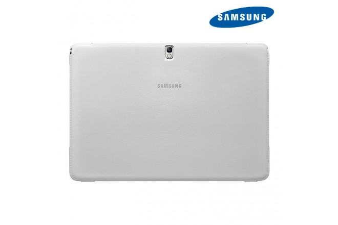 Book Cover SAMSUNG Note Pro Blanco
