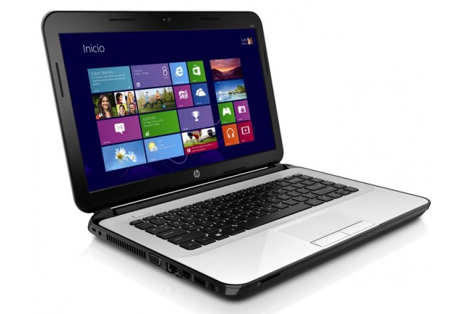 Notebook HP Pavilion 14-d007