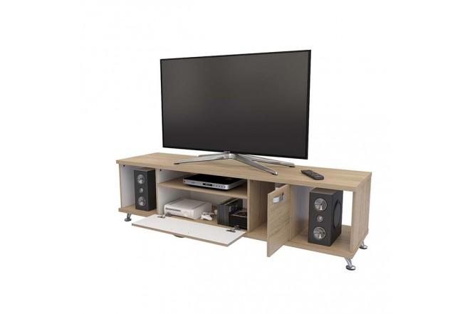 "Mesa para TV 60"" PRACTIMAC BAXTER 1.7 Rovere"
