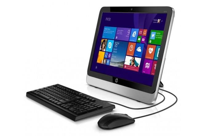 PC All in One HP 19-2013LA
