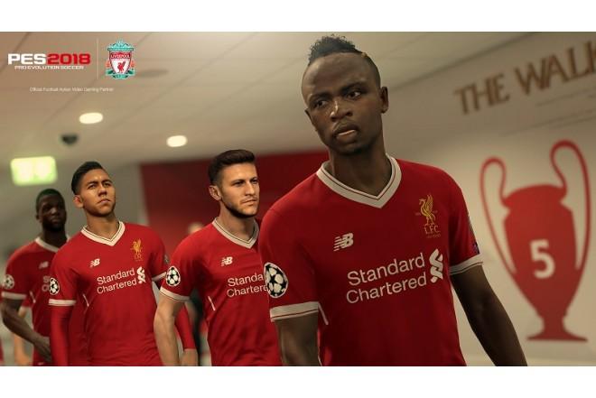 Videojuego PS4 Pro Evolution Soccer 2018-b