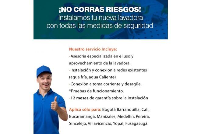 Servicio de Instalación Secadora + Lavadora Punto Cero-3