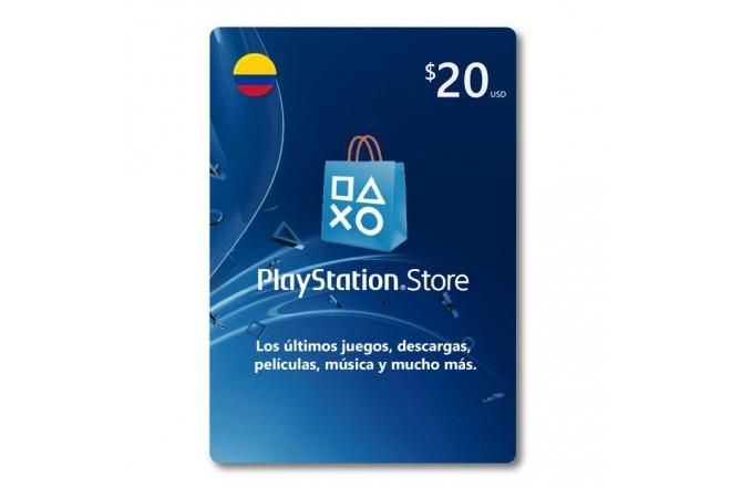 Pin Virtual PLAYSTATION $65.900 ($20 USD)