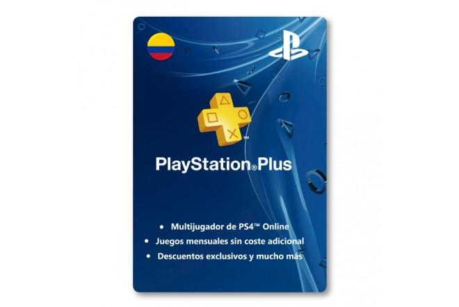 Pin Virtual PLAYSTATION Plus 12 meses $197.900