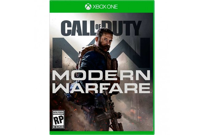 Juego PS4 Call Of Duty MW 6