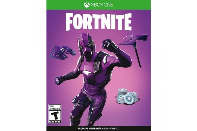 Consola Xbox One S 1TB + 1 Control + Juego Fortnite Serendipity 4