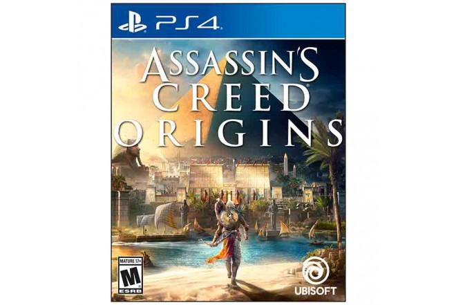 Videojuego PS4 Assassins Creed Origins-1