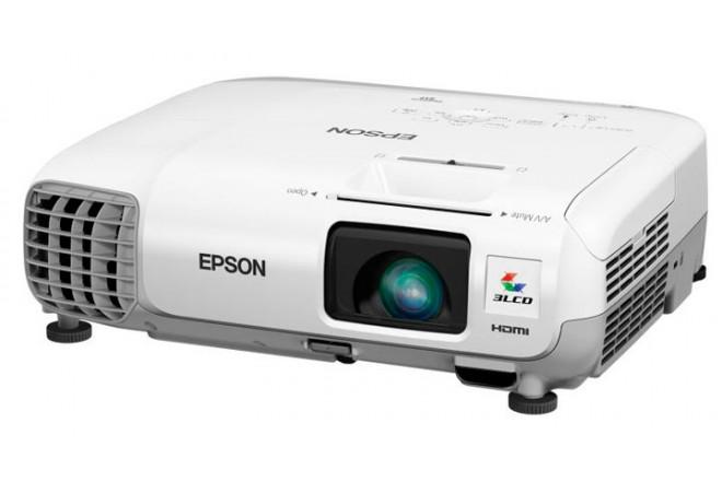 Videoproyector EPSON PowerLite X-17