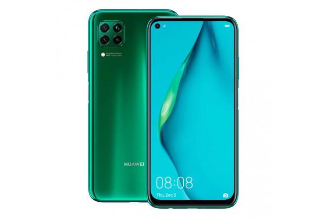 Celular HUAWEI P40 Lite 128GB Verde - Crush Green-1