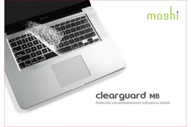 Protector MOSHI para teclado MacBook Pro
