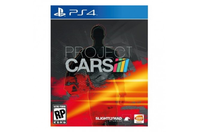 Videojuego PS4 Project Cars