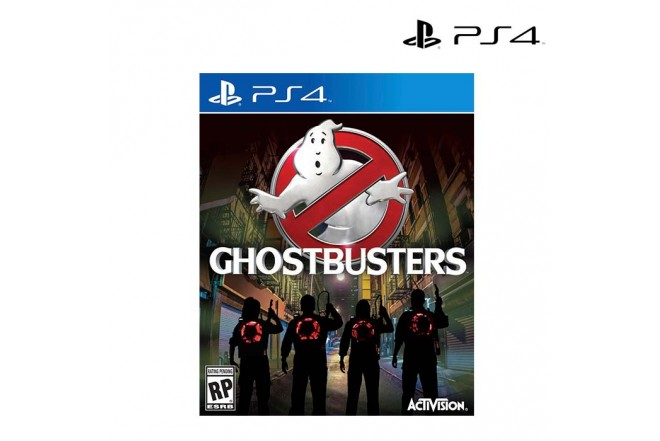 Videojuego PS4 Ghost Busters