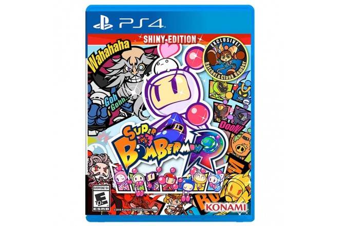 Videojuego PS4 Super Bomberman R-1
