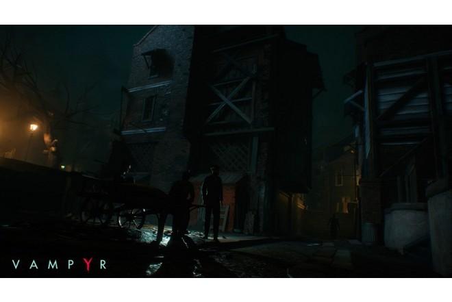 Videojuego PS4 Vampyr-3