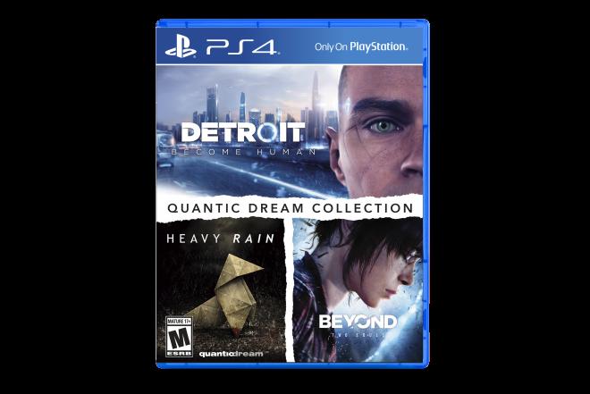 Juego PS4 Quantic Dream Collection 1