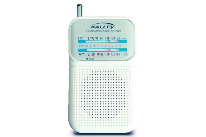 Radio Portátil KALLEY K-RP20B