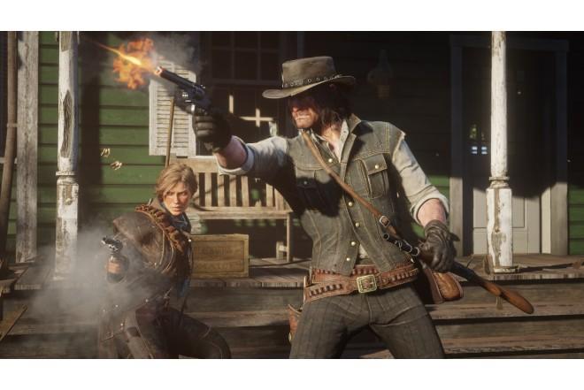 Videojuego XBOX ONE Red Dead Redemption 2