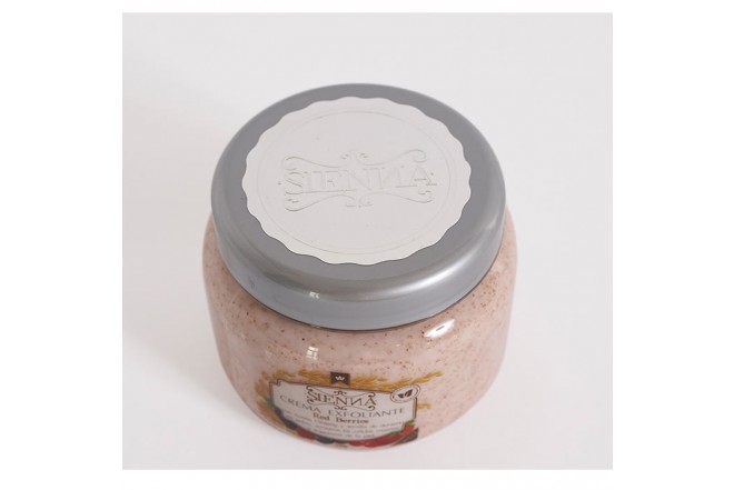 Crema Exfoliante Red Berries 330g