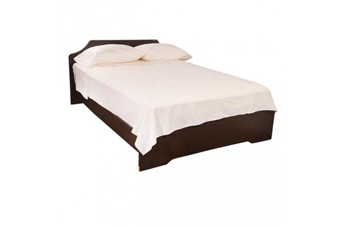 Semijuego de cama K-LINE Sencillo Ajustable Beige 144 hilos