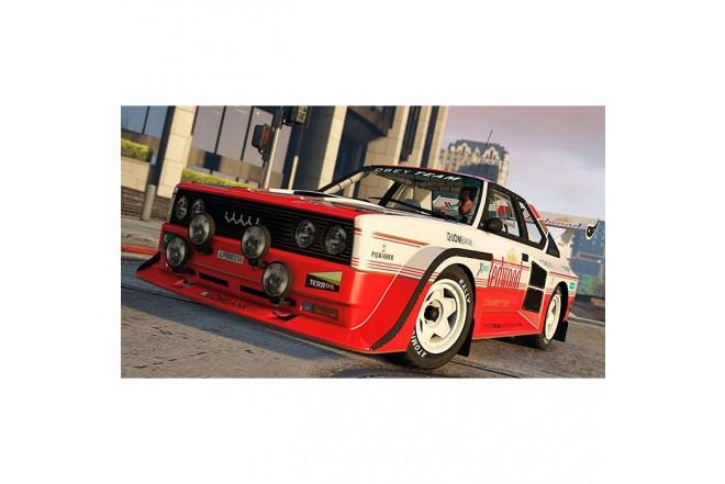 Juego Xbox One Grand Theft Auto V PE 2