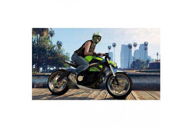 Juego Xbox One Grand Theft Auto V PE 4