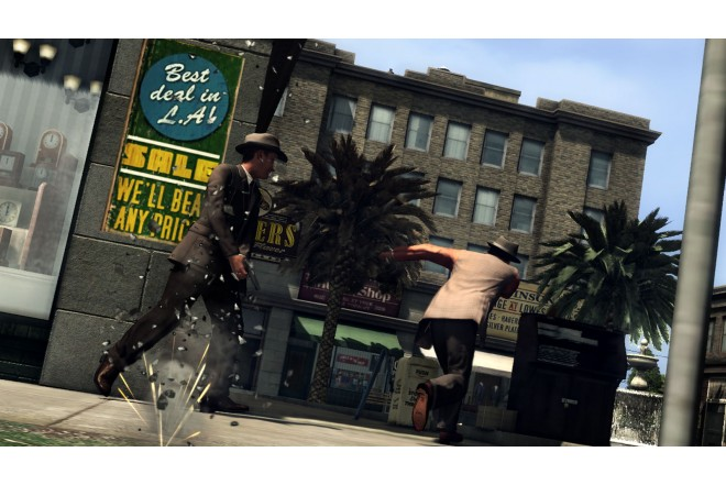 Videojuego XBOX 360 L.A. Noire-4