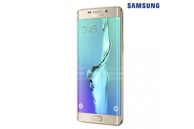 28d9534811813 Celular Samsung Galaxy S6 Edge Plus Dorado 4G Alkosto Tienda Online