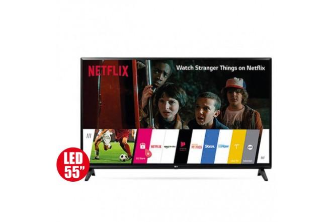 "TV 55"" 139cm LG LED 55LJ550T FHD Internet"