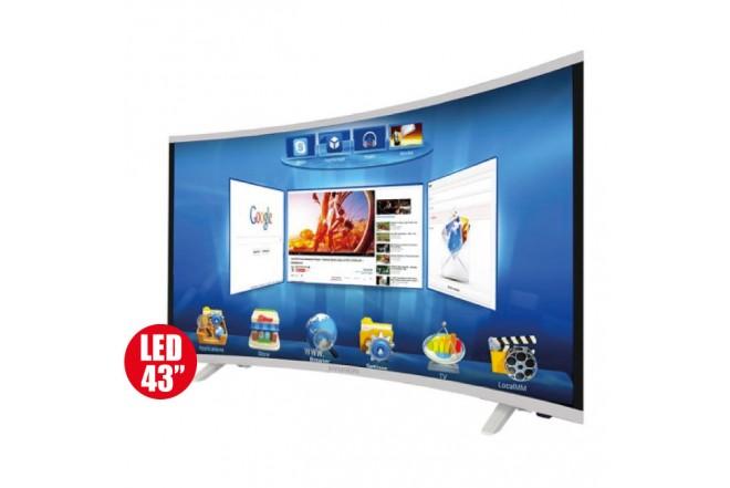 """TV 43"""" 109cm HYUNDAI LED 431FHDInC"""