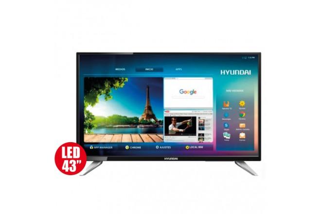 """Tv 43"""" 109cm HYUNDAI 434 FHDInT2"""