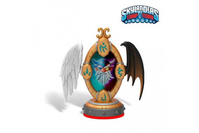 Skylanders Trap Mirror Of Mystery