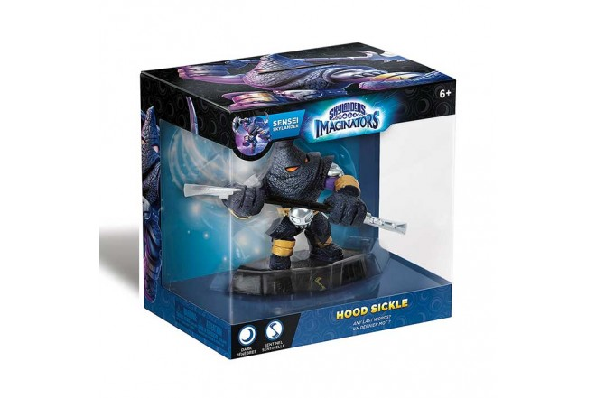 Skylanders Imaginators Hood Sickl