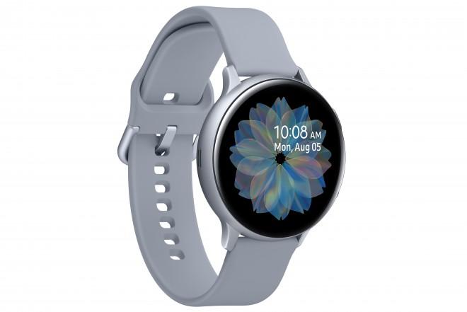 Reloj Galaxy Watch Active 2 44MM Silver 2